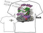 Rat Fink T-shirt Wild Child 1932 Coupe 32 Ford Ed Big Daddy T Sz M L XL 2XL 3XL