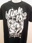 BLINK 182 MENS RARE BAND T-SHIRT NEW SIZE SM MED LG XL 2X