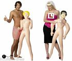 INFLATABLE 5 FT MAN,WOMAN BLOW UP DOLL HEN & STAG NIGHT PARTY