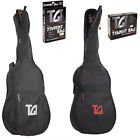 TGI Guitar Bag Cover Gig Carry Bag Case With Shoulder Straps Gigbag - New