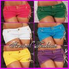 NEW HOT JEANS SHORTS FOR LADIES summer clothes CASUAL SHORT DENIM PANTS XS S M L