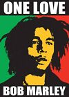 Bob Marley One Love Iron On T-shirt Hoodie Vest Top Heat Transfer Print