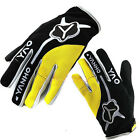 2014 Cycling Bike Bicycle FULL finger Warmer gloves Size M - XL Yellow
