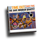 Dave Brubeck - Take Five Giclee Canvas Album Cover Picture Art
