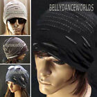 UNISEX BEANIE SLOUCHY SKULL HAT WOMEN MEN HIP HOP CHIC KOREAN FAHSION STYLE CAP