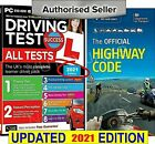 Driving Theory Test Hazard CD Rom DVD Official Highway Code Book Car NEW NEW