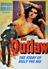 2631. The Outlaw story of  billy the kid Movie Art Decor POSTER. Graphic Design.