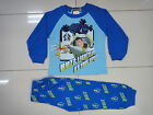 BNWT Toy Story Boys Winter Pyjamas/PJ Size 2,3,4,5,6