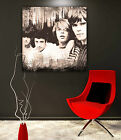 THE STONE ROSES - QUALITY PRINT ON CANVAS -Stunning Framed Wall Art -Choose Size