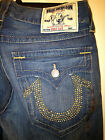 MENS TRUE RELIGION JEANS SIZE 33,34,38,40,42  NWT BOOTCUT...