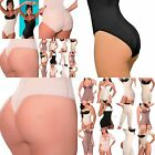 Body Shaper Braless Tong & Panty, Mid-Compression,  daily Use S,M,..3XL 114 115