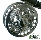 Brytec GS MK2 Large Arbor trout salmon fly fishing reel in sizes 5/6 7/8 & 9/11