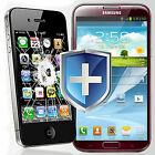 Galaxy Note 2 II BULLETPROOF GLASS Screen Protector Tempered SKIN Cover Shield