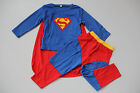 Brand New Superman Super man 3ps Costume Dress Up Size 3,4,5,6,8