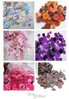 Pretty Button Mixes 50gm - cardmaking, sewing, scrapbookng, jewellery