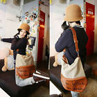 New Stylish Fashion Korean Women Handbag Canvas School bag Bag Backpack Purse