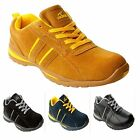 NEW MENS ADOR SUEDE LACE UP CASUAL TRAINERS SHOES UK SIZE 6-11