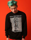 JOY DIVISION SWEATSHIRT VTG UNKNOWN PLEASURES T-SHIRT