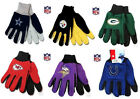 CHOOSE TEAM Grip GLOVES New Embroidered Logo Adult Size M-LG Offially Licensed * on eBay