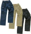 Tuff Stuff 700 Extreme Work Trouser ALL SIZES/COLS Stone,Navy,Black 30-44