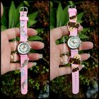 GIRLS CHILDRENS LEARN TO TELL THE TIME WATCH~Educational Tool~12 Month Guarantee