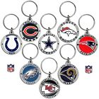 CHOOSE TEAM Key Chain Ring New Official NFL Solid Zinc Enameled Keychain * on eBay