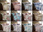 PRINTED REVERSIBLE Duvet Quilt Cover with Pillowcase Bedding Set - DOUBLE & KING