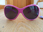 MARKS AND SPENCERS GIRLS BRIGHT PINK SUNGLASSES 100% UV PROTECTION NEW ON SIZE