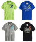 Mens Aeropostale Polo Shirt Sizes XS, S, M, L, XL, 2XL, 3XL NWT NEW California