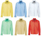 "Traditional School Uniform Blouses In Various Colours - Adult Sizes 36"" To 48"""