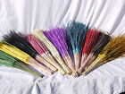 100 Stems Artificial Grass Onion Spray - Choose Colour Required