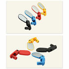 New 2014 Bike Bicycle Cycling Mirror Handlebar Glass Flexible Rearview UK Seller
