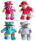 Raincoat Hat & Boots Build a Bear fit Teddy Bear Clothes - 4 Colours Available