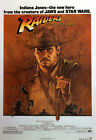 RAIDERS OF THE LOST ARK (HARRISON FORD) A4 MINI FILM POSTER PRINT 01
