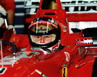 MICHAEL SCHUMACHER (FORMULA 1) SIGNED PHOTO PRINT 03