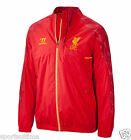 WARRIOR LIVERPOOL TRAINING WALK OUT JACKET 2013/14 MENS 100% AUTHENTIC
