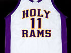 JOHN WALL HOLY RAMS HIGH SCHOOL JERSEY WHITE NEW-   ANY SIZE XS - 5XL