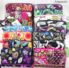 NWT 100% Authentic Vera Bradley Turn Lock Wallet New with/Tag