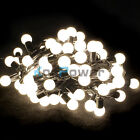 100Led Bulb Lights String Lights for party Xmas wedding garden waterproof