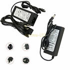 12V 5A 60W Power supply US EU AU UK AC to DC Adapter for 5630 5050 LED Strip CCT
