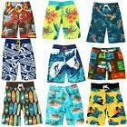 Gymboree Swim Shop Swim Trunks UPF 50+ Sunscreen NWT 3 4 5 6 7 8 10 12 *U Pick!
