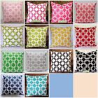 18x18 inch GOTCHA LINK DECORATIVE THROW PILLOW CASE/CUSHION COVER