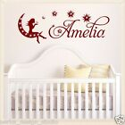 CUSTOM NAME WALL STICKER / NEWBORN NAME STICKER / Newborn Gift /    N46