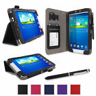 rooCASE Dual Station Folio Case Cover for Samsung Galaxy Tab 3 8.0 SM-T3100