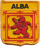 More images of Scotland Alba Lion Rampant Shield Embroidered Patch