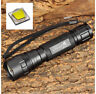 Ultra Bright WF-501B CREE XM-L2 U3 LED 1000LM 1 Mode 18650  Flashlight Torch
