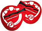 GRIPAD Weightlifting Grip Pads- Gripads Workout Gloves- Black Red Blue Pink Camo