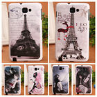 1X Unique Hard Back Case Cover Protector For SAMSUNG GALAXY NOTE N7000 I9220