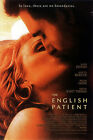 THE ENGLISH PATIENT (RALPH FIENNES AND JULIETTE BINOCHE) FILM POSTER PRINT 01