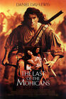 THE LAST OF THE MOHICANS (DANIEL-DAY LEWIS AND MADELEINE STOWE) FILM POSTER 01